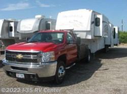 Used 2009 Keystone Montana 3665RE & '11 CHEVY 3500 DIESEL available in Denton, Texas