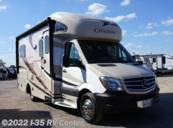 Used 2015 Thor Motor Coach Citation Sprinter 24SA available in Denton, Texas
