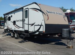 Used 2015  Heartland RV North Trail  NT KING 26LRSS