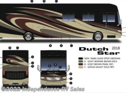 New 2018  Newmar Dutch Star 4327 by Newmar from Independence RV Sales in Winter Garden, FL