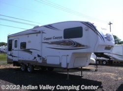 Used 2010  Keystone Copper Canyon 252FWRLS