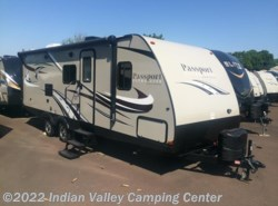 New 2017  Keystone Passport Ultra Lite Grand Touring 2510RB by Keystone from Indian Valley Camping Center in Souderton, PA
