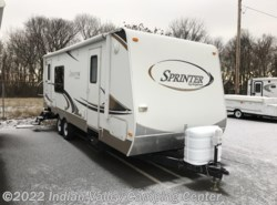Used 2009  Keystone Sprinter 242RKS by Keystone from Indian Valley Camping Center in Souderton, PA