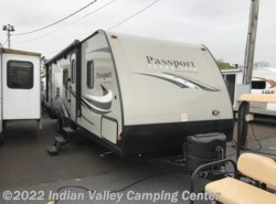 Used 2017  Keystone Passport Ultra Lite Grand Touring 2810BH by Keystone from Indian Valley Camping Center in Souderton, PA
