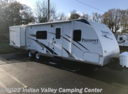 Used 2009  Keystone Passport Ultra Lite 300BH by Keystone from Indian Valley Camping Center in Souderton, PA