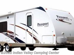 Used 2011  Keystone Passport Ultra Lite 199 by Keystone from Indian Valley Camping Center in Souderton, PA