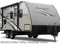 New 2018  Keystone Passport Ultra Lite Express 175BH by Keystone from Indian Valley Camping Center in Souderton, PA