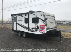 Used 2017  Keystone Passport Ultra Lite 171 EXP by Keystone from Indian Valley Camping Center in Souderton, PA