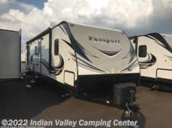 New 2018  Keystone Passport Ultra Lite Grand Touring 3350BH by Keystone from Indian Valley Camping Center in Souderton, PA