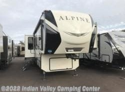 New 2018  Keystone Alpine 3501RL by Keystone from Indian Valley Camping Center in Souderton, PA