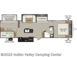 New 2018  Keystone Passport 3320BH by Keystone from Indian Valley Camping Center in Souderton, PA