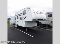 Used 2010  Keystone Cougar 318SAB by Keystone from Johnson RV in Sandy, OR