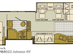 Used 2008  Fleetwood Excursion 40X by Fleetwood from Johnson RV in Sandy, OR