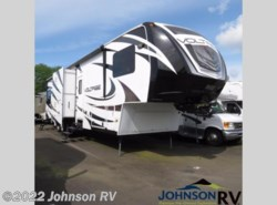 Used 2014  Dutchmen Voltage Haulers 3950 by Dutchmen from Johnson RV in Sandy, OR