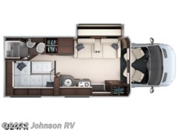 New 2018  Leisure Travel Unity U24TB by Leisure Travel from Johnson RV in Sandy, OR