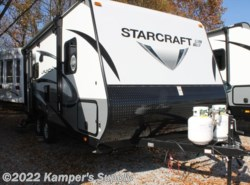 New 2018  Starcraft Launch Outfitter 21FBS by Starcraft from Kamper's Supply in Carterville, IL