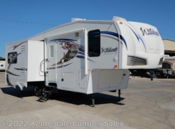 Used 2011  Forest River Wildcat eXtraLite 252RLX 28'