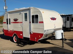 "New 2017  Riverside RV White Water Retro 176S 18'6"" by Riverside RV from Kennedale Camper Sales in Kennedale, TX"