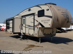 Used 2015  Forest River Rockwood Signature Ultra Lite 8294WS 31'11""