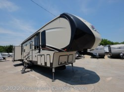 "Used 2016  Forest River Sandpiper 365SAQB 41'7"" by Forest River from Kennedale Camper Sales in Kennedale, TX"