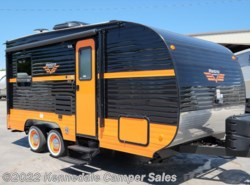 "New 2018  Riverside RV White Water Retro 820R 20'10"" **TOYBOX** by Riverside RV from Kennedale Camper Sales in Kennedale, TX"