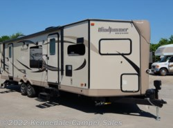 Used 2016  Forest River Rockwood Windjammer 3008W 34' by Forest River from Kennedale Camper Sales in Kennedale, TX
