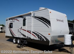 Used 2011  K-Z Sportsmen Toy Hauler Series 25TH 26' **TOYBOX** by K-Z from Kennedale Camper Sales in Kennedale, TX