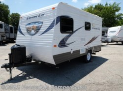 Used 2014  Palomino Canyon Cat 15UDC 18'
