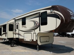 Used 2015  Jayco Eagle Premier 361REQS 39' by Jayco from Kennedale Camper Sales in Kennedale, TX