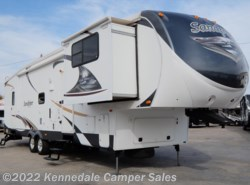 Used 2012  Forest River Sandpiper 366FL 41' by Forest River from Kennedale Camper Sales in Kennedale, TX