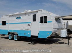 "New 2018  Riverside RV White Water Retro 199FKS 25'6"" by Riverside RV from Kennedale Camper Sales in Kennedale, TX"