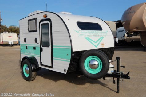 2018 Sunset Park RV SunRay Mini 109 12'