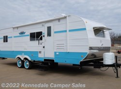 "New 2018  Riverside RV White Water Retro 285FK 30'8"" by Riverside RV from Kennedale Camper Sales in Kennedale, TX"