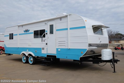 2018 Riverside RV White Water Retro 285FK 30'8