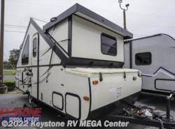 New 2017  Forest River Flagstaff Hard Side 21FKHW by Forest River from Keystone RV MEGA Center in Greencastle, PA