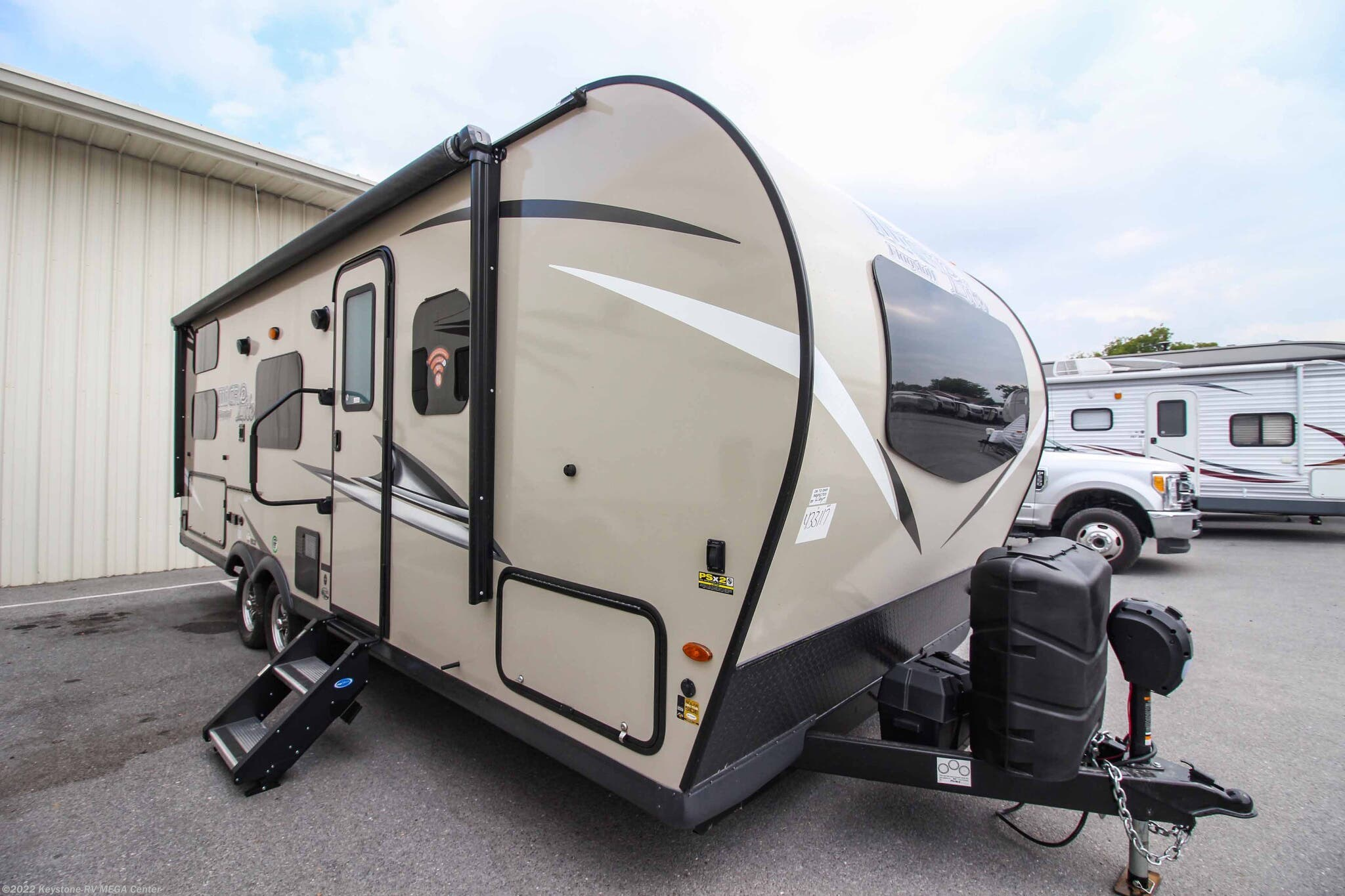 Microlite Travel Trailer >> 2020 Forest River Rv Flagstaff Micro Lite 25lb For Sale In Greencastle Pa 17225 14067