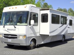Used 2002  Thor Motor Coach Windsport 35D by Thor Motor Coach from Commonwealth RV in Ashland, VA
