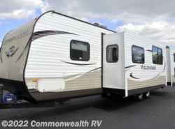 Used 2015  Forest River Wildwood 31QBTS