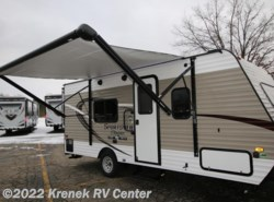 New 2017  K-Z  Classic 180QB by K-Z from Krenek RV Center in Coloma, MI