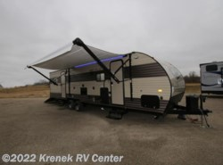 New 2017  Forest River Cherokee Grey Wolf 27RR by Forest River from Krenek RV Center in Coloma, MI