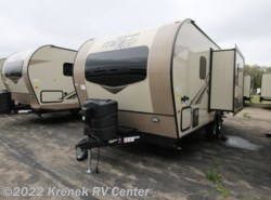 New 2018  Forest River Rockwood Mini Lite 2109S by Forest River from Krenek RV Center in Coloma, MI