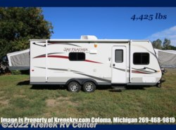 Used 2013 Jayco Jay Feather Ultra Lite X23B available in Coloma, Michigan