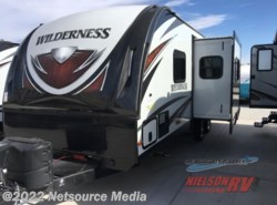 New 2017  Heartland RV Wilderness 2475BH by Heartland RV from Nielson RV in Hurricane, UT