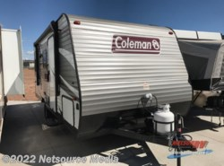 Used 2018  Coleman  Lantern LT Series 17RD by Coleman from Nielson RV in Hurricane, UT