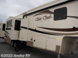 New 2016  Forest River Cedar Creek Silverback 37RL by Forest River from Ansley RV in Duncansville, PA