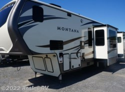 New 2017  Keystone Montana 3820FK by Keystone from Ansley RV in Duncansville, PA