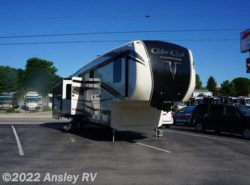 New 2018  Forest River Cedar Creek Champagne Edition 38EL by Forest River from Ansley RV in Duncansville, PA