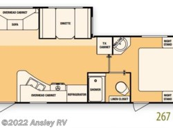 Used 2010  SunnyBrook Sunset Creek 267RL by SunnyBrook from Ansley RV in Duncansville, PA