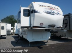 Used 2012  Keystone Montana 3750FL by Keystone from Ansley RV in Duncansville, PA