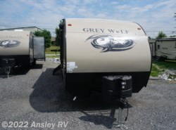 New 2018  Forest River Grey Wolf 26CKSE by Forest River from Ansley RV in Duncansville, PA